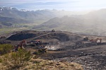 La mina a cielo abierto 'Nueva Julia' (Laciana). 2009. David Bollero.