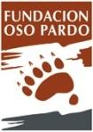 Logo. Fundación Oso Pardo. 2010.
