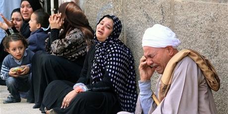 Millones de personas se movilizan para impedir la muerte de más de medio millar de egipcios. Avaaz.org.