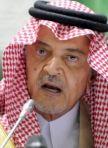 Saud Al Faisal, Ministro de Exteriores saudí. 12 febr. 2013. AFP. Foto: Fayez Nureldine.