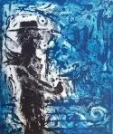 Un grabado de Juan Carlos Mestre. 2008.