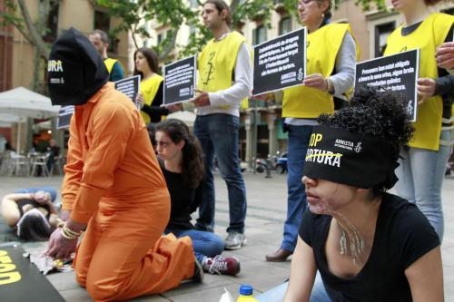 Campaña 'Stop Tortura. 13 mayo 2014. Amnestyinternational.org.