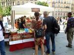 Día Mundial del Comercio Justo. Madrid, 10 mayo 2014. Comerciojusto.org.
