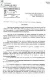 Decreto municipal de paralización de la cantera (1/2). Priaranza del Bierzo, 12 dic. 2007.