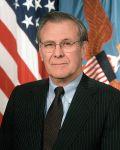 Donald Rumsfeld. Fuente Wikipedia.org.