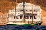 El hotel de El Algarrobico, cuando Greenpeace daba por sentado que sería demolido. 2012. Plumayconservacion.blogspot.com.es.