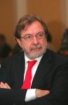 El periodista Juan Luis Cebrián. 2010. Periodistadigital.com.