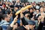 Graves  protestas sociales en Túnez originadas por la falta de libertades políticas y de perspectivas de futuro. Enero 2011. Radiomundial.go.ve.