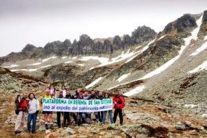 Grupo Palencia. Agujas de Cardaño.  Pdsg.es.