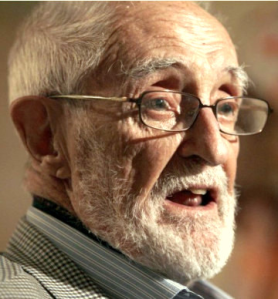 José Luis Sampedro. 2011. Fuente: wikipedia.org.