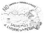 Logo. 'Salvemos el entorno de Las Médulas'. 2007. Acm.blospot.com.