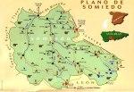 Plano del Parque Natural de Somiedo. Parquenaturalsomiedo.es.
