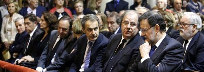 La casta política española, León, 13 mayo 2014. Rtve.es.