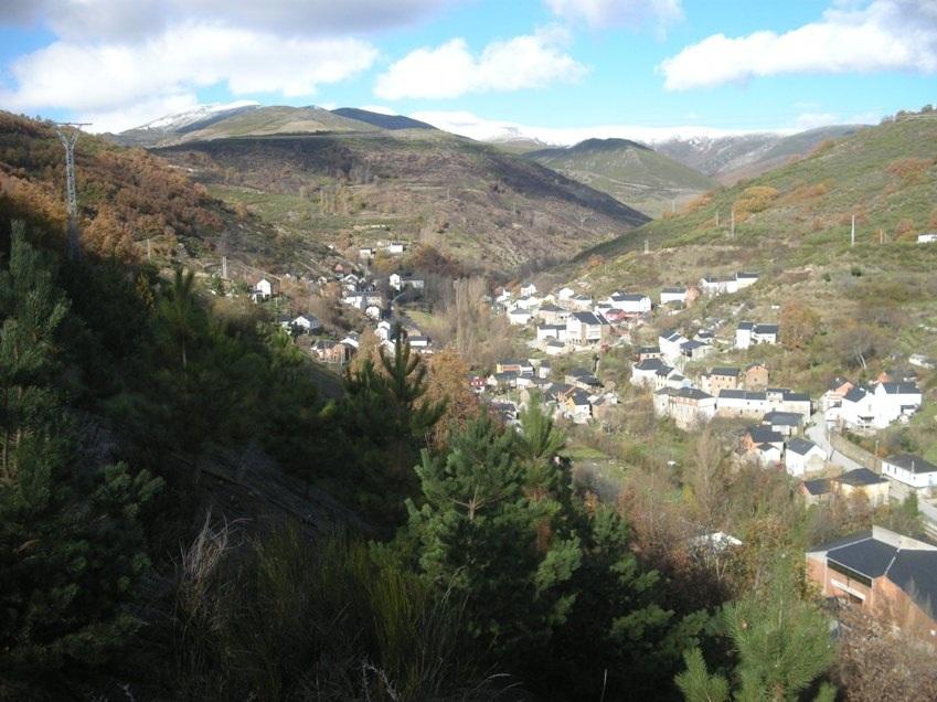 El municipio minero de Tremor de Arriba. 24 nov. 2010. Unecologistaenelbierzo.wordpress.com. Foto: Enrique L. Manzano.