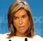 La ministra de Sanidad, Servicios Sociales e Igualdad, Ana Mato. Periodistadigital.com.
