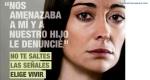 'No te saltes las señales. Elije vivir'. Fuente: corresponsables.com.