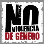 'No violencia de género'. Fuente: obanos.net.