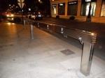 Pl. Lazúrtegui 21.52 h. No hay bicicletas en el punto de préstamo. Ecobierzo.org.