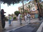 Protesta contra el maltrato animal. Jerez de la Frontera. 7 sept. 2013. Wikipedia.org. Autor: La Pantera