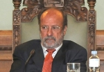 El alcalde de Valladolid, Francisco Javier León de la Riva. Valladolid, 2014. Ultimocero.com.