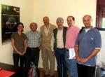 Miembros del Comité Científico de la Reserva de los Ancares Leoneses. Jun. 2012. Ancaresleoneses.es.