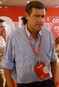 El eurodiputado socialista Juan Fernández López Aguilar.