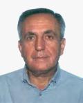 El inventor argentino Clemente Rebich.