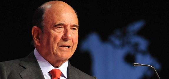 El banquero español Emilio Botín. Fuente: Globalasia.com.
