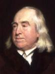 Jeremy Bentham, por Henry William Pickersgill. Wikipedia.org