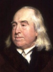 Jeremy Bentham, por Henry William Pickersgill. Wikipedia.org