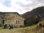 Las ruinas del poblado minero de la Peña do Seo. Fuente: moterus.es.