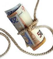 Le escasez de crédito está llevando muchas empresas al cierre. 2008.