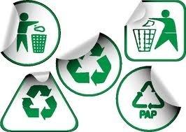 Logo. ICE por una gestión responsable de los residuos 2012-13. Fuente: ec.europa.eu.