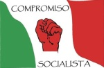 Logo. Partido Compromiso Socialista. Fuente. unecologistaenelbierzo.wordpress.com.
