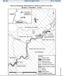 Plano del Salto de San Fiz do Seo. 2013. Boe.es.