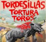 Tordesillas tortura toros. Fuente: rojoynegro.info.