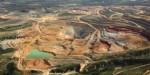 Aspecto de una explotación minera a cielo abierto. Alertaminera.net.