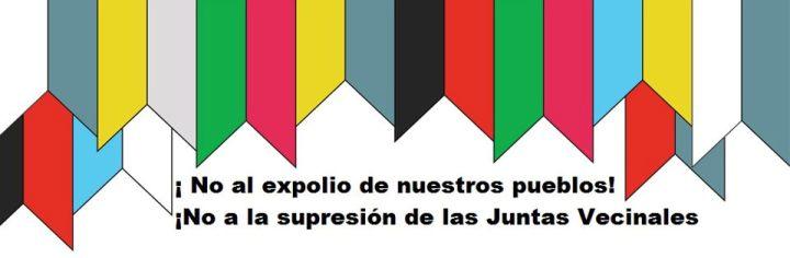Cenefa. Frente para la Defensa de las Juntas Vecinales de León.