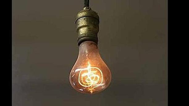 La bombilla cetenaria de Livermore. Fuente: abc.es.