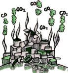 No a la incineración de residuos en cementeras.