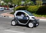 La utilización del coche eléctrico contribuiría a reducir la contaminación atmosférica. Autoocasion.com.