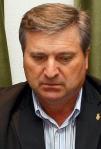 El alcalde de Carracedelo, Raúl Valcarce. 2010. Elsoplon.net.
