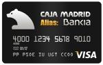 Tarjeta negra Bankia. Soberaniaylibertad.es.