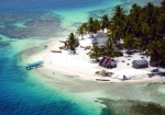 Una imagen idílica de la Isla Gartí Sudup. Pregonagropecuario.com.