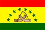 Bandera de Kuna Yala. Gunayala.org.pa