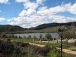 El área recreativa del lago de Carucedo. 2010.