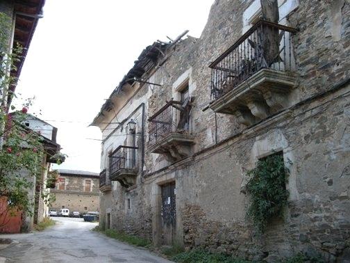 La Casa de las Carralas. Villar de los Barrios. 2010. Foto: Enrique L. Manzano.