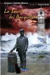 Portada del libro 'La sonrisa del barquillero' de Amparo Carballo Blanco. Foto: Enrique L. Manzano.
