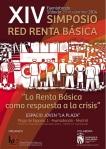 XIV Simposio Red Renta Básica. Fuenlabrada, 29 nov. 2014.