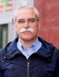 El nuevo secretario general del PSOE en Aller, Víctor Montes. 2012. Lne.es.